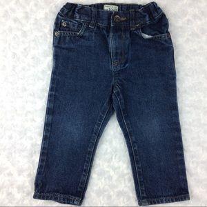 🐥 PLACE toddler skinny jeans denim
